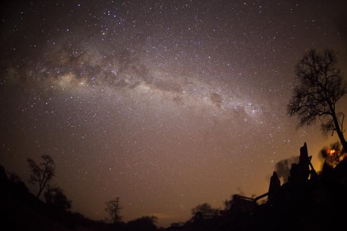 Night Sky at Londolozi