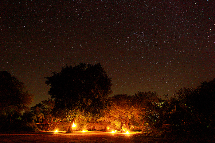 Varty Camp Stars