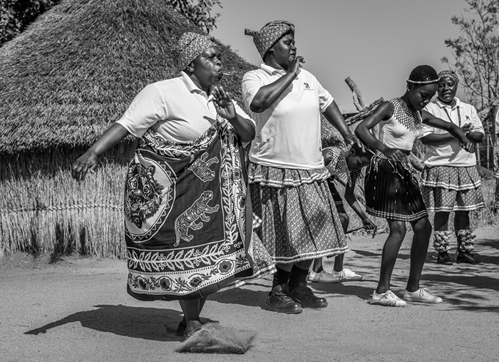 Song and dance mark the significance of the day