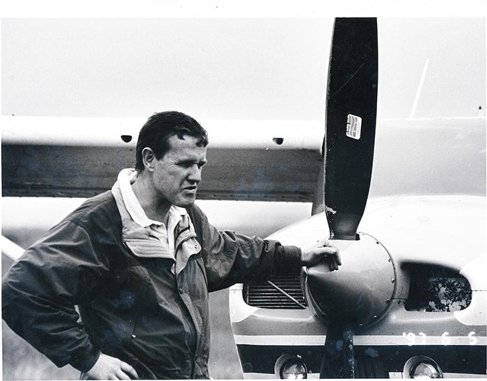 Dave Varty Aeroplane
