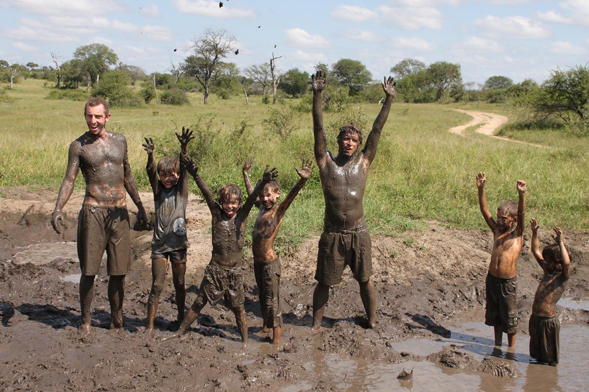 Mud Fight- smaller