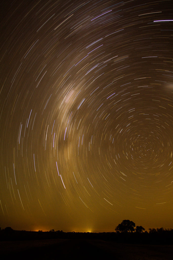 star trail 223