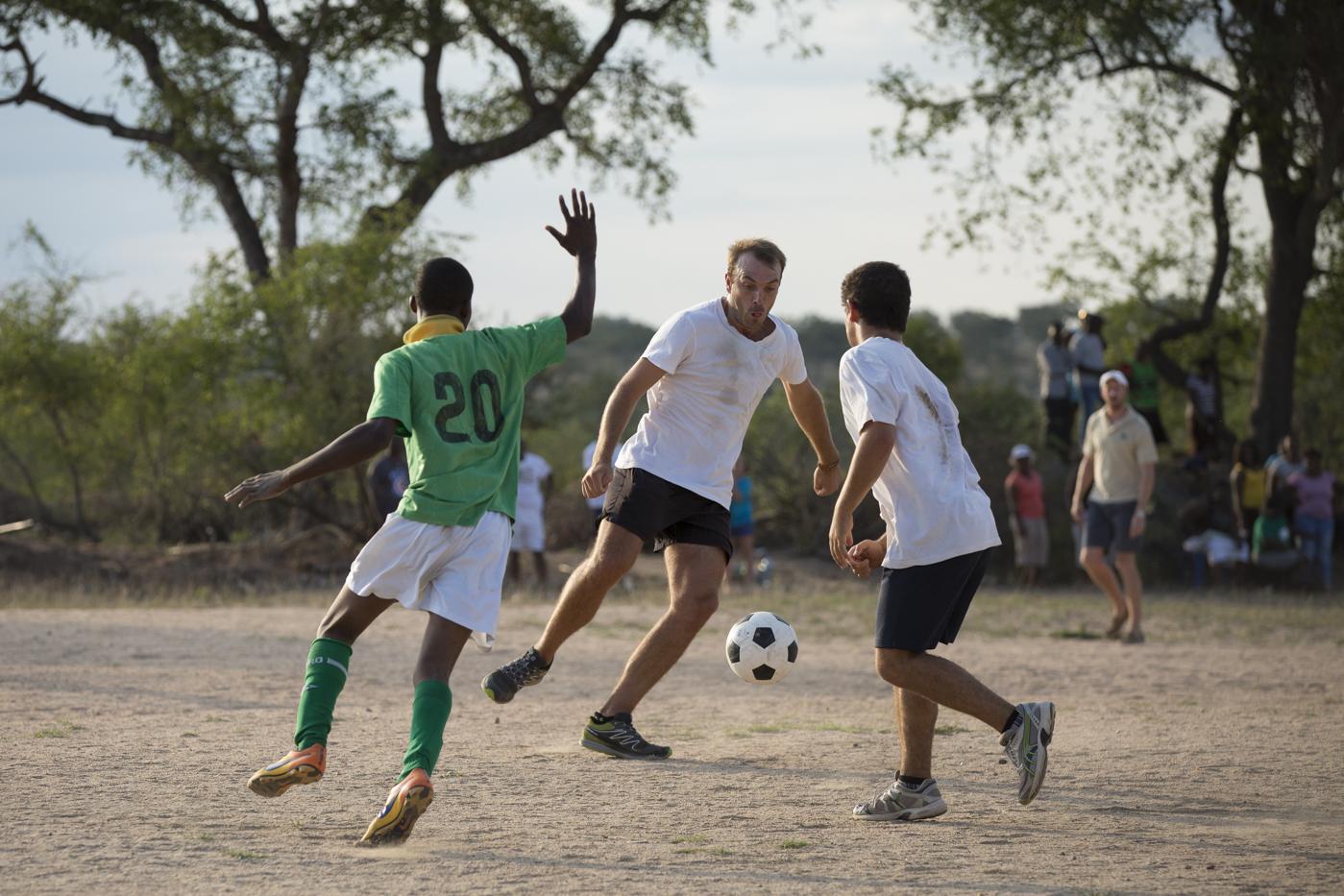 Nick S Face Soccer