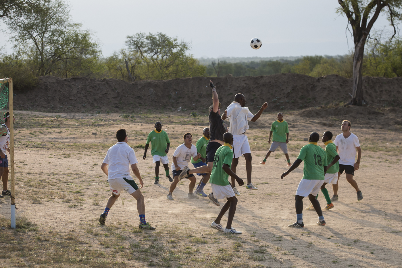 Goal Clearance Soccer