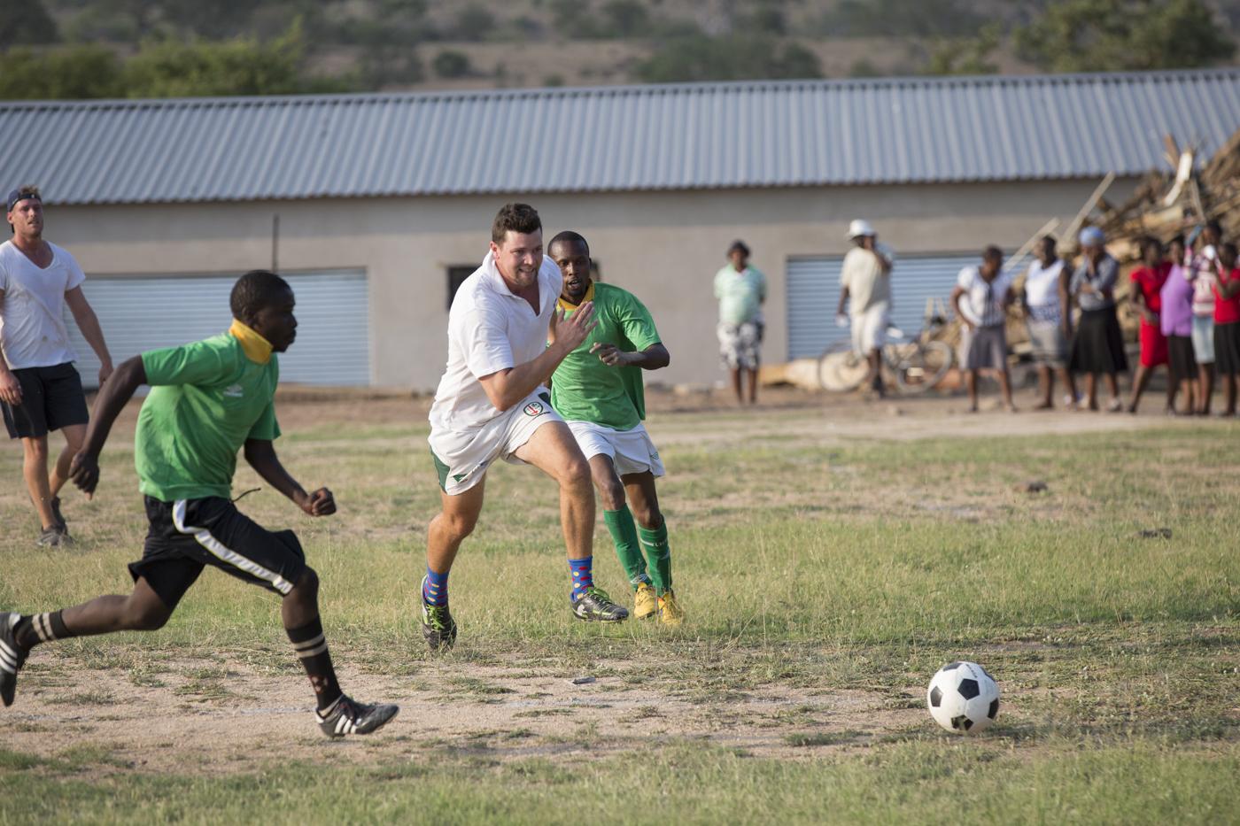 Garrett Reason Soccer