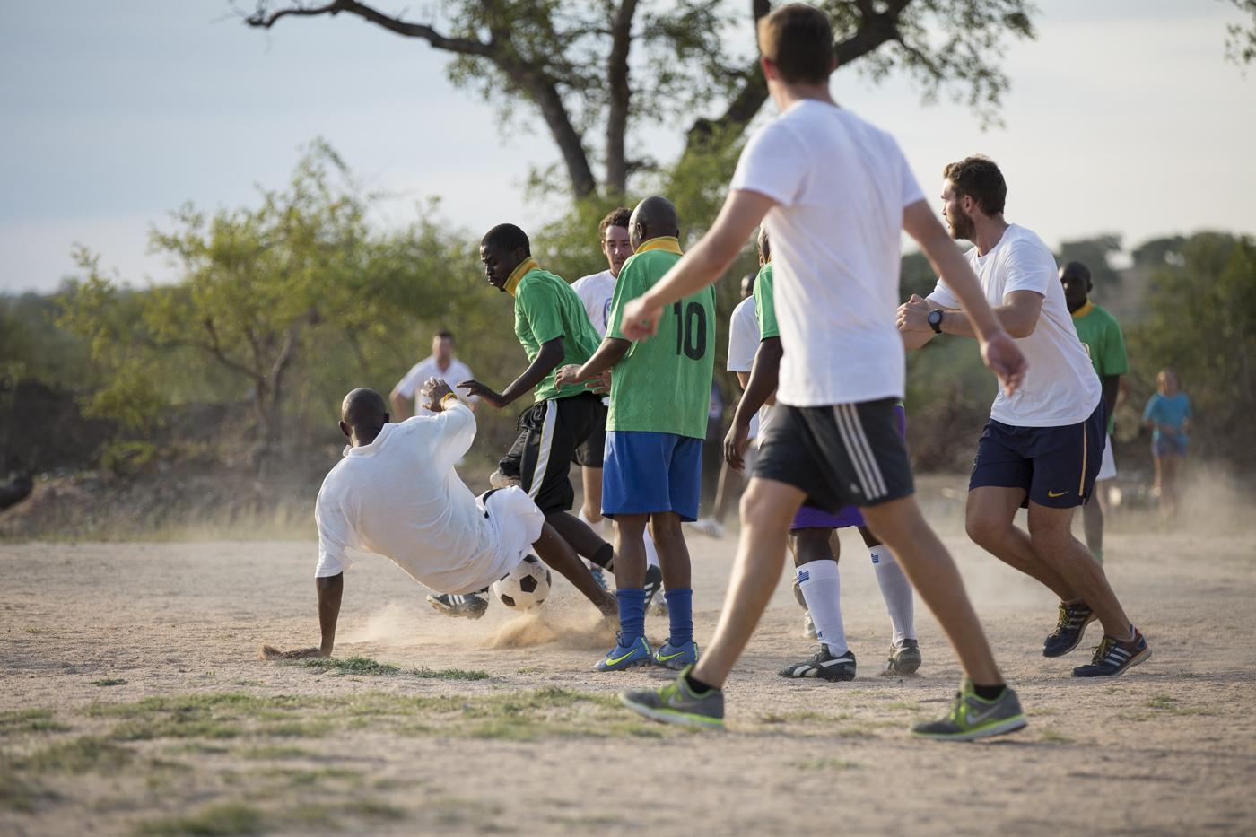 Dobes Defense Soccer