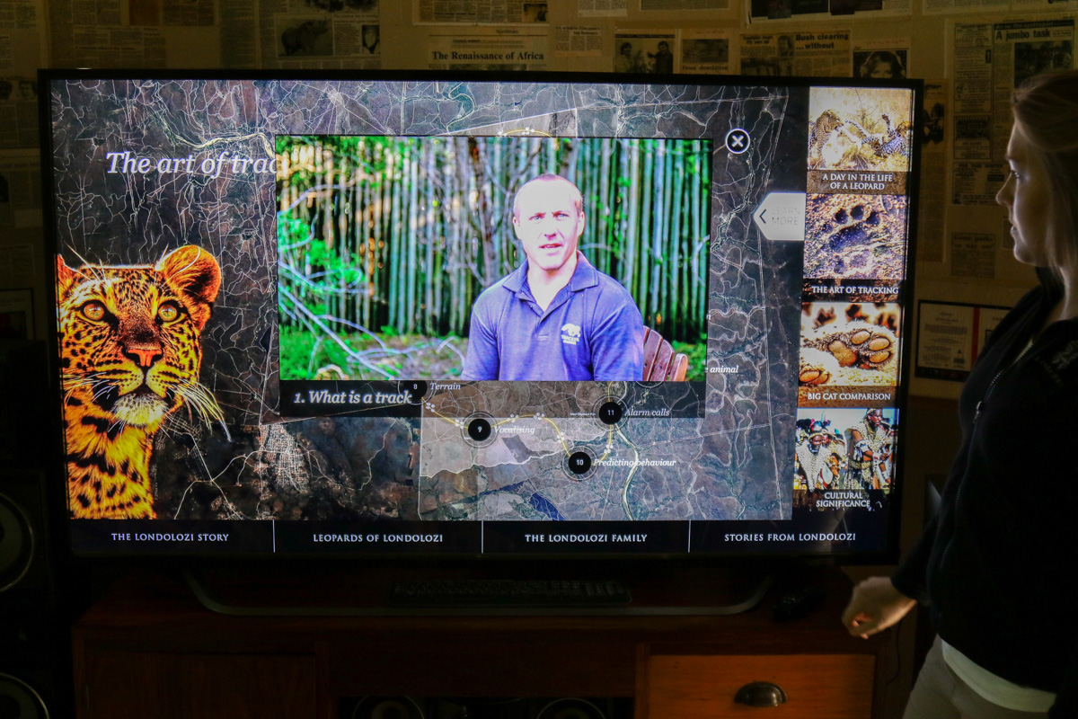 Tracking Leopards Explanation by Alex Van Den Heever
