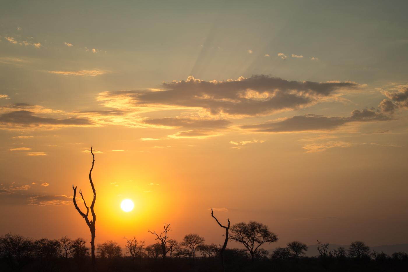 sunset, SC