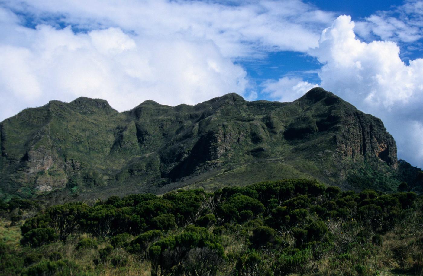 aberdares mountains