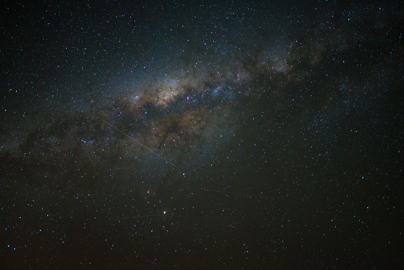 milky way, satellites, SC