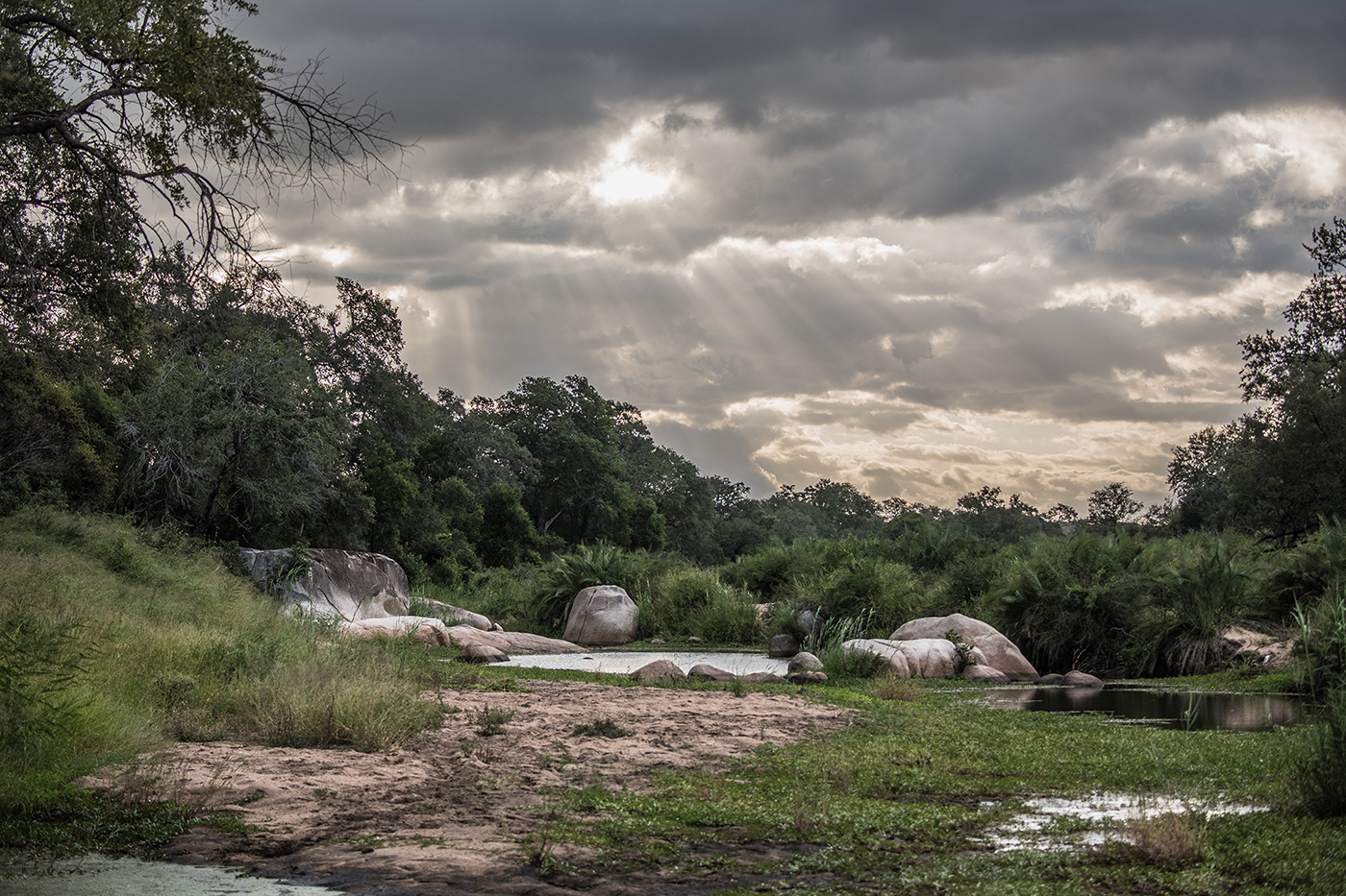 manyaleti, dusk, clouds, AR