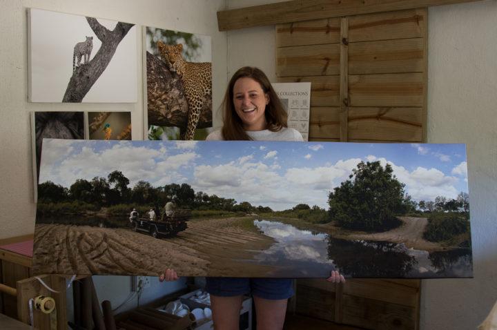 panoramic, Londolozi Studio, Kylie Jones