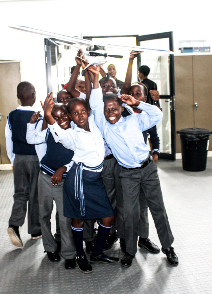 Good Work Foundation, Londolozi, Kruger National Park, Rural Education