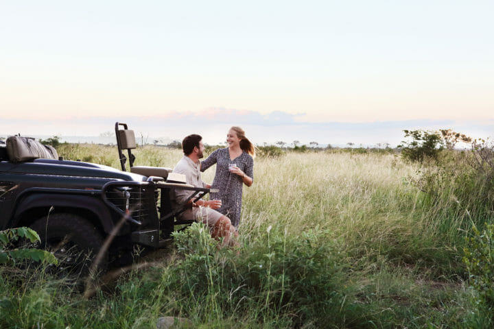 Cath Souch Land Rover Love Ey