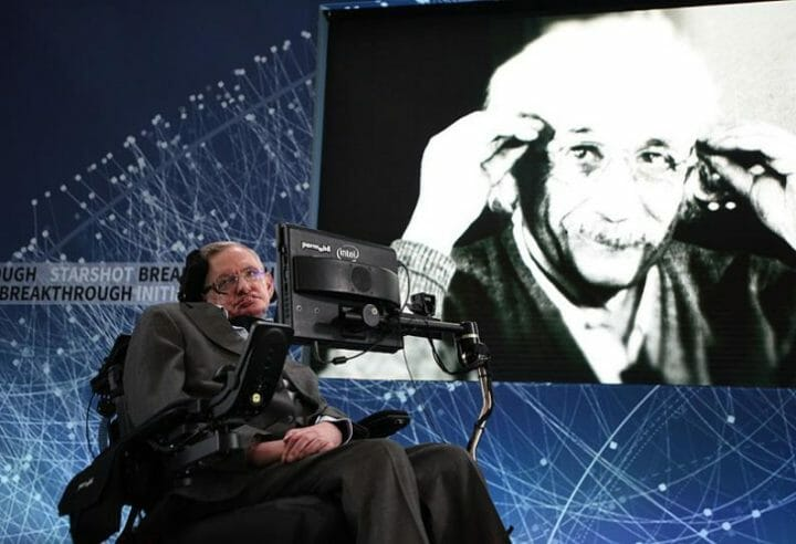 This Is What Stephen Hawking Has To Say To College Students 1