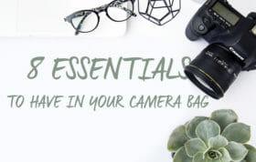 8 Essentials Kj