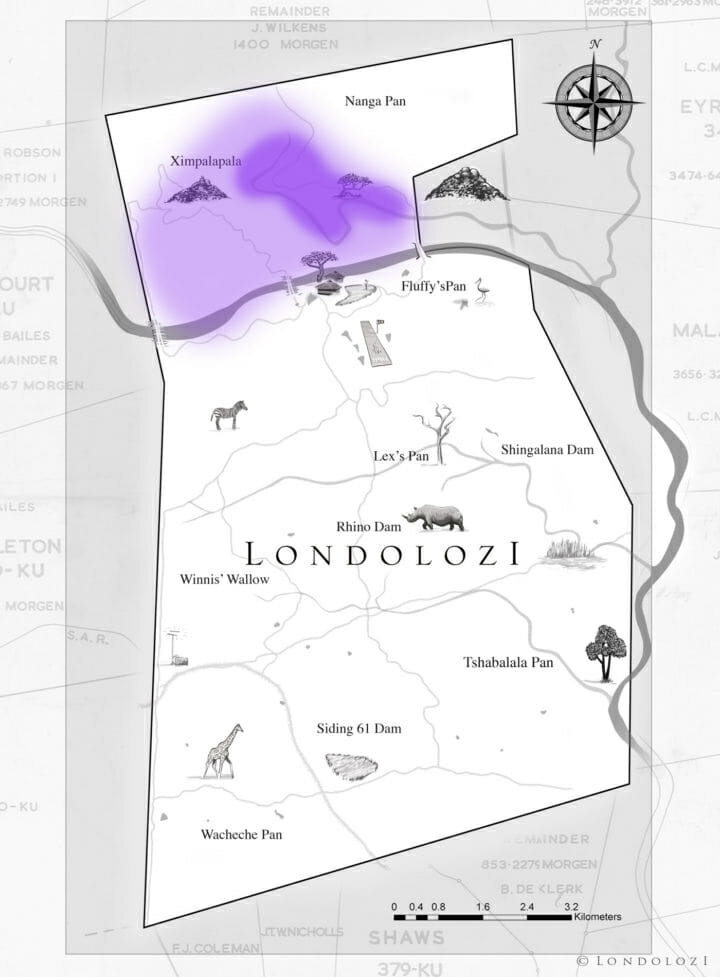 Hosana Map