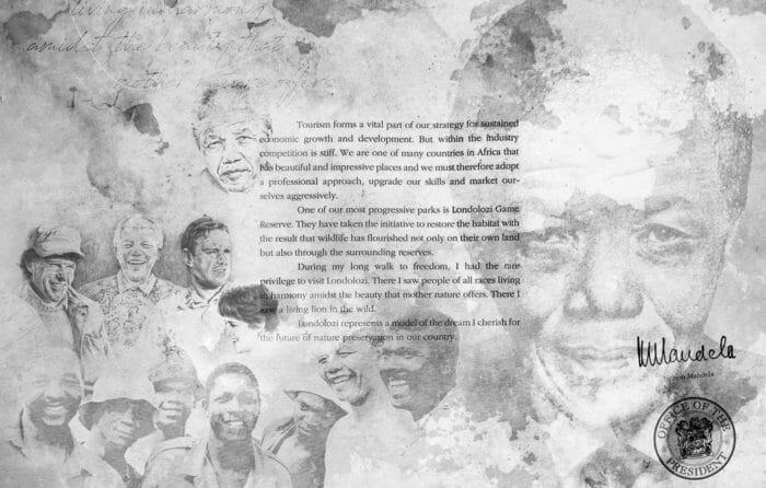 Nelson Mandela Londolozi