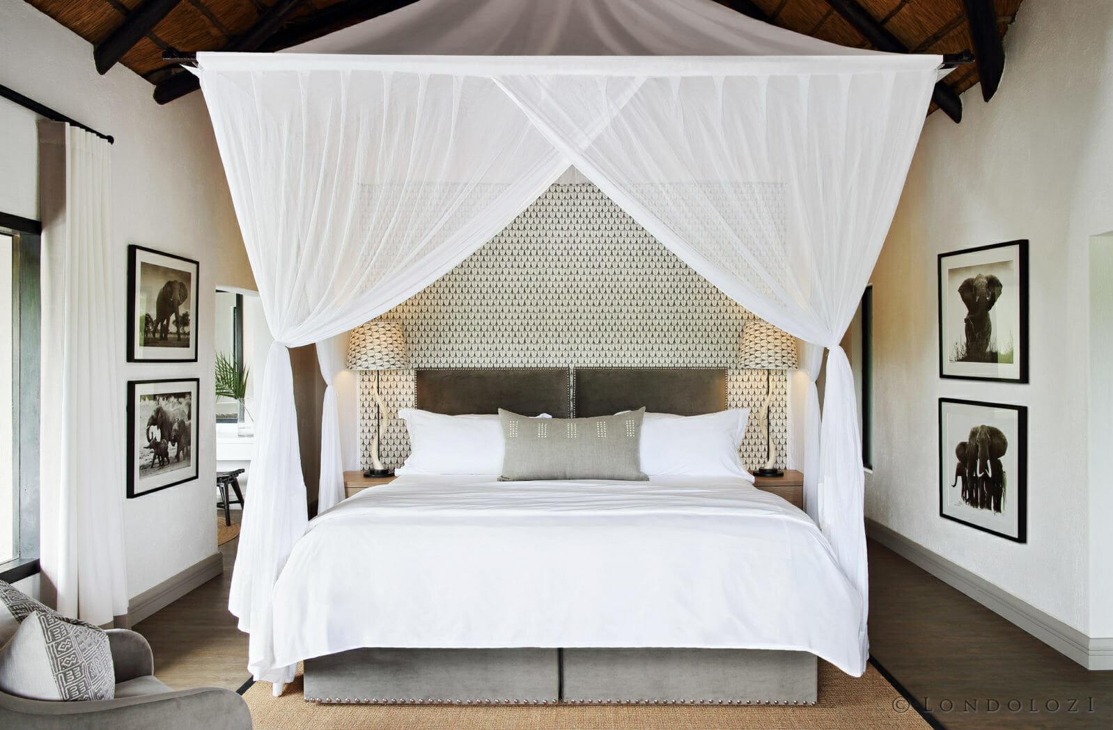 Londolozi Private Granite Suites Bedroom