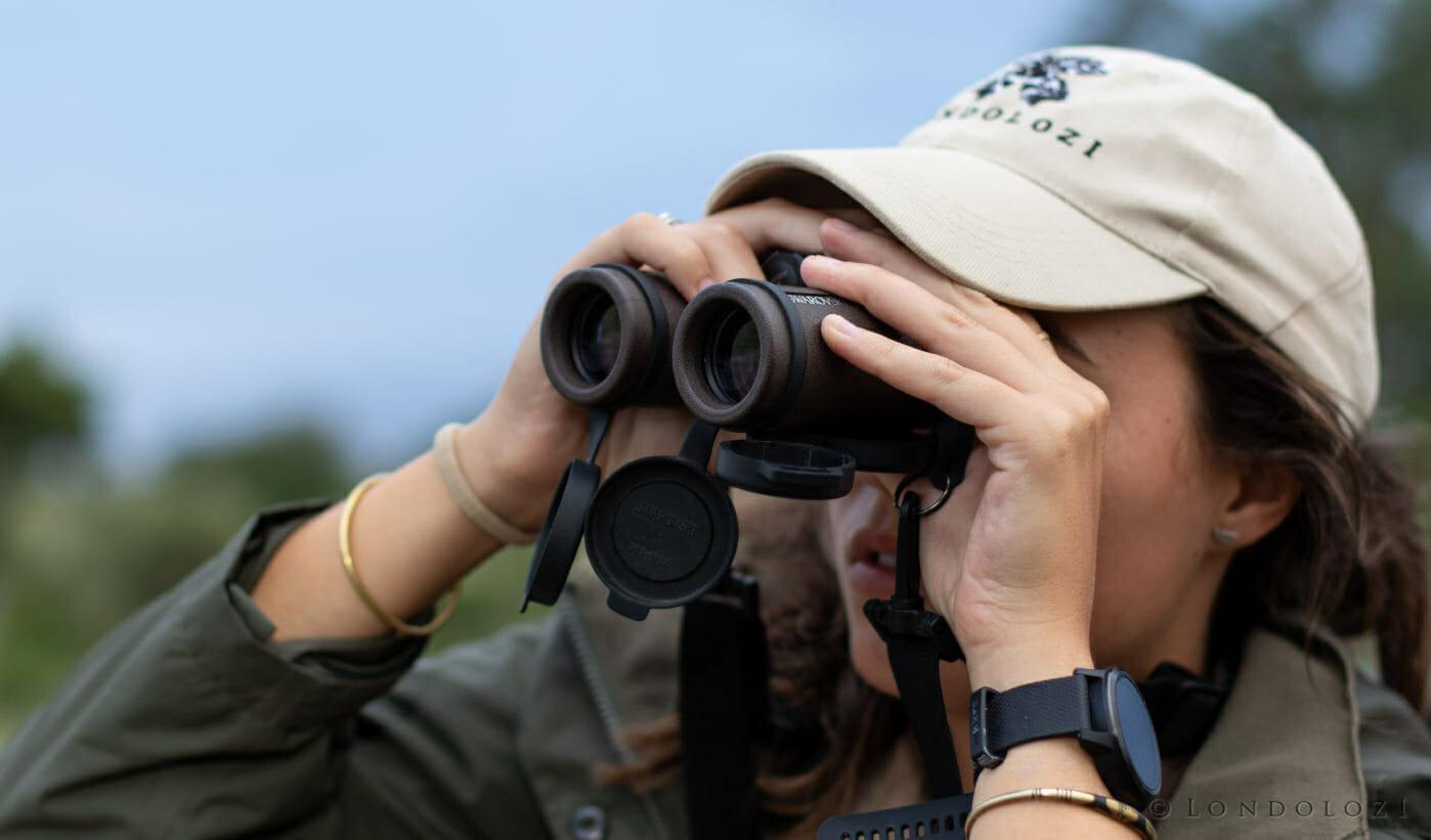 Jess Shillaw Binoculars Swarovski