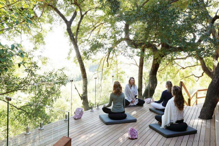 Londolozi Healing House Meditation 2
