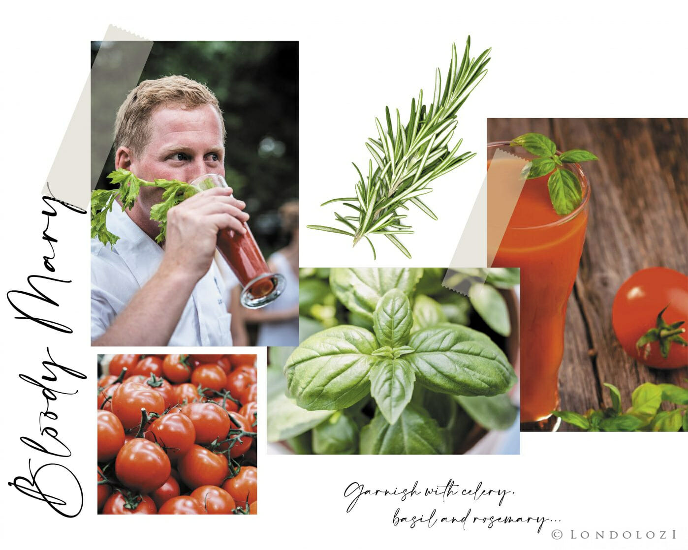 6. Bloody Mary Recipe