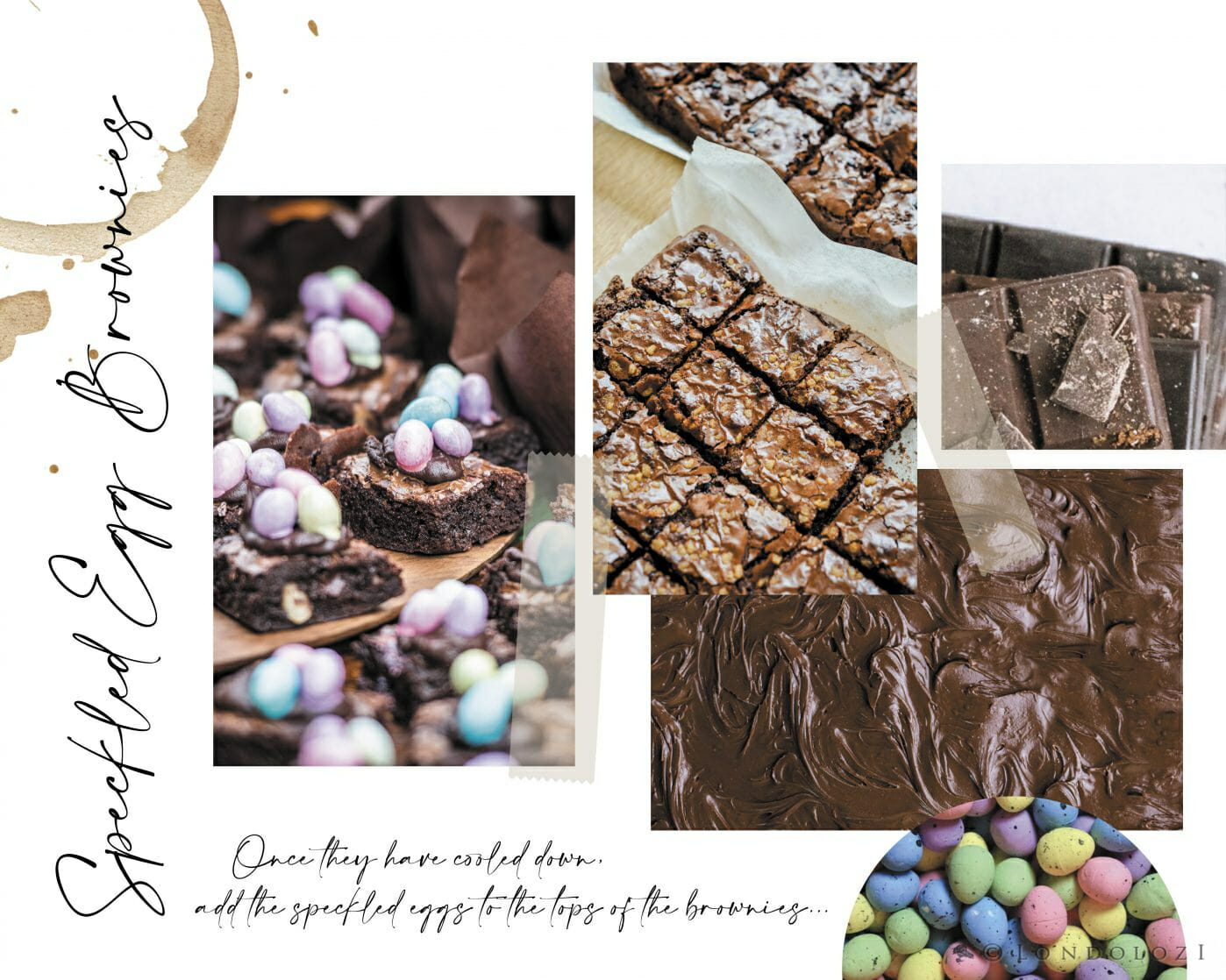 5. Speckled Egg Brownies Recipe2