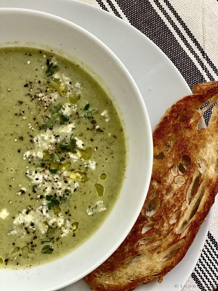 Green Soup 1