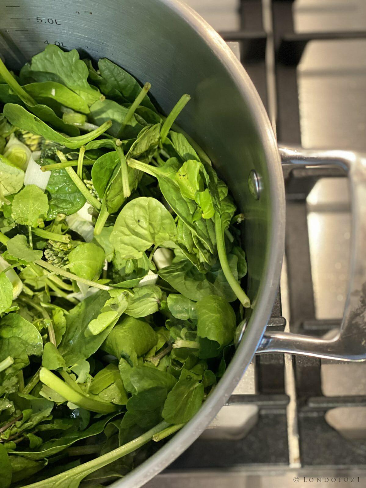 Green Soup 2