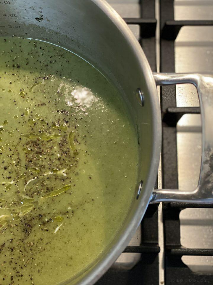 Green Soup 3
