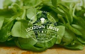 Lockdown Larder Green Soup 2