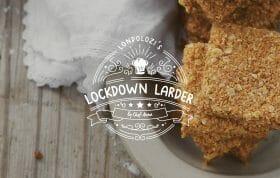 Lockdown Larder Cookies