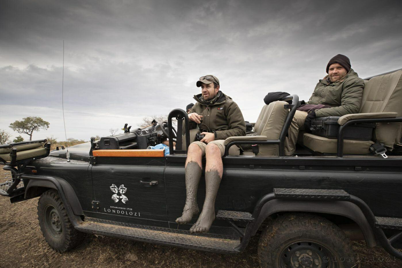 Souchon Land Rover Ranger