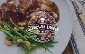 Lockdown Larder Shortribs