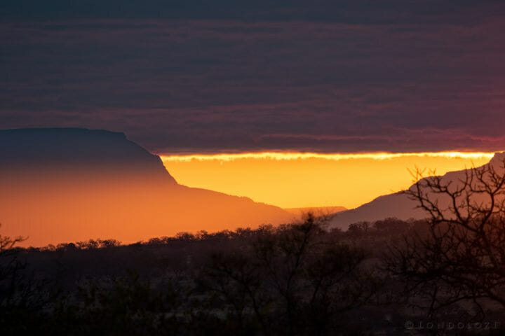Sunset Drakensberg Pt2020 5769