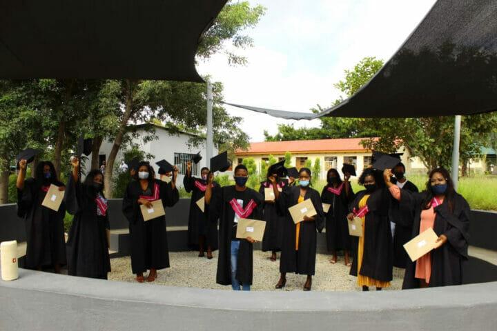 Good Work Foundation Graduation