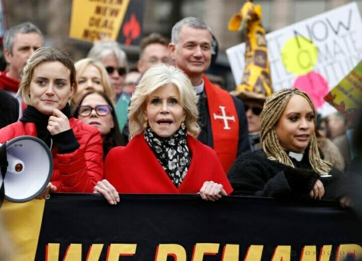 Jane Fonda Climate Change