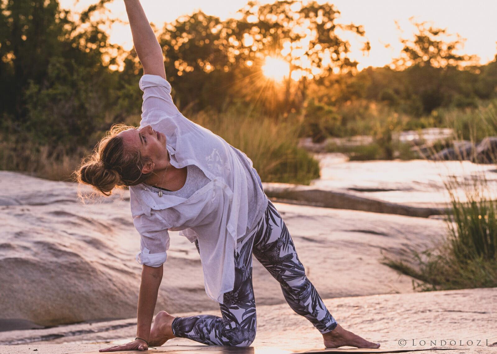 Londolozi Yoga Wild A Ritchie 1679