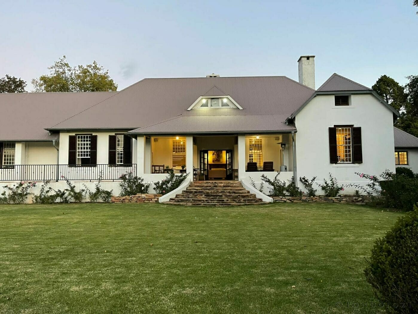 The beautiful Elgin Vintners Country House.