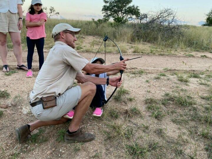 Archery Activities Kids