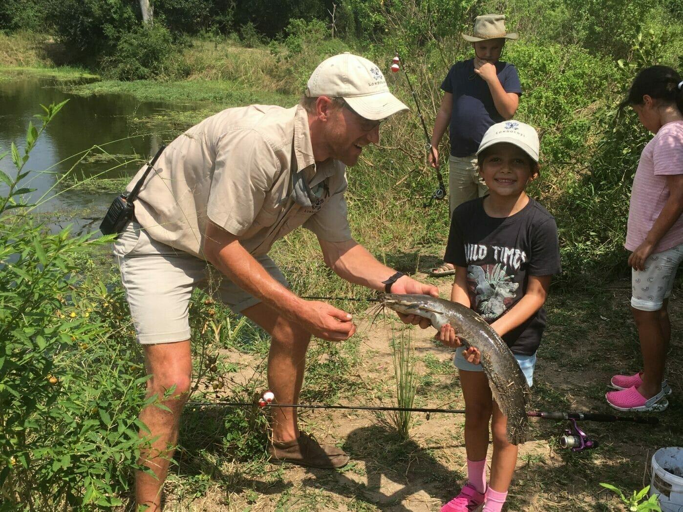 Fishing Activities Kids Zuri