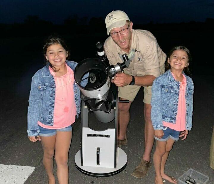 Telescope Kids Activities