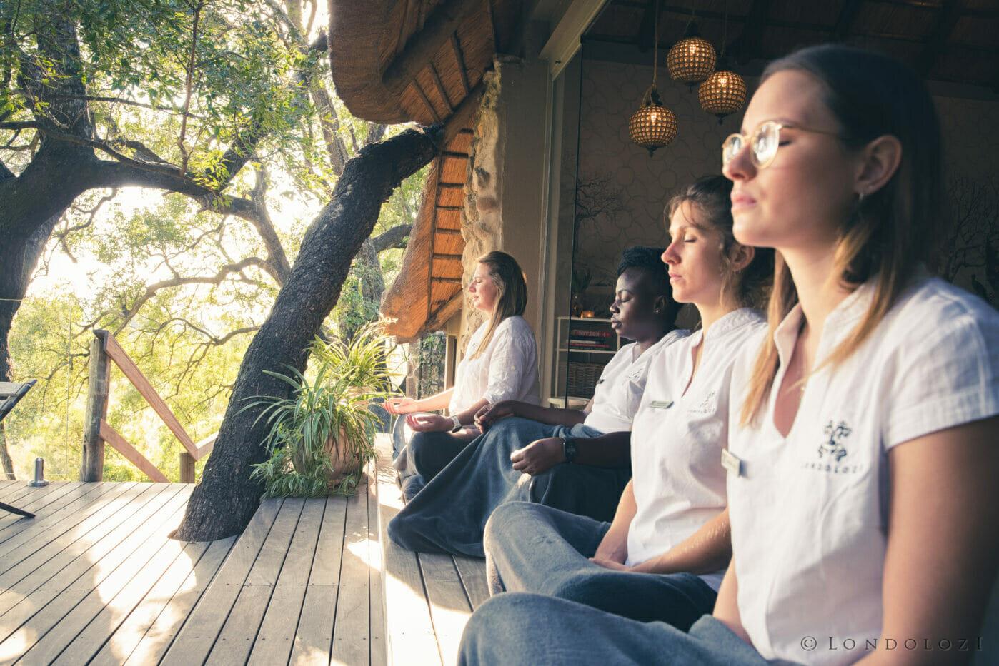 Healing House Meditation A Rtichie Londolozi 3450