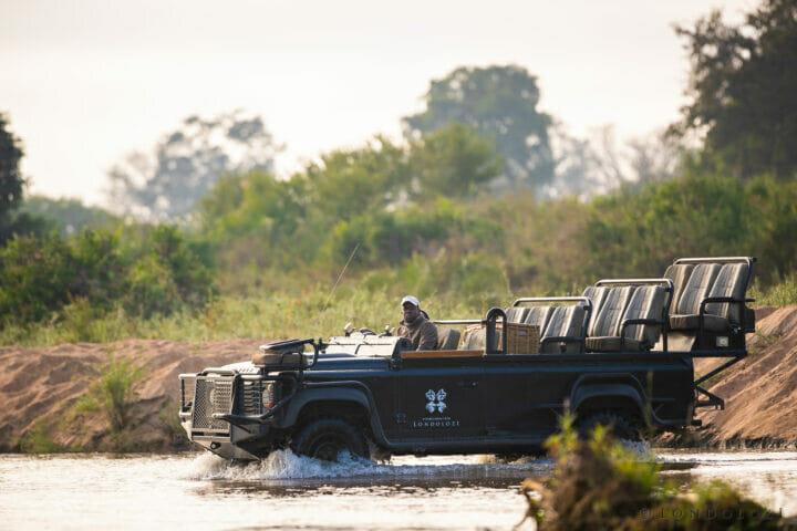 Dorrance Tracker Land Rover Finfoot