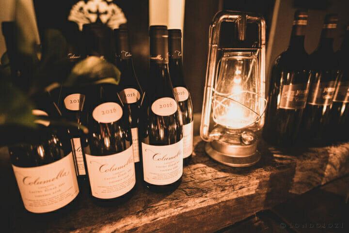 Varty Boma Wine and Lanterns