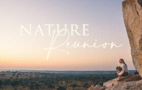Nature Reunion Ambassadors Blog Banner