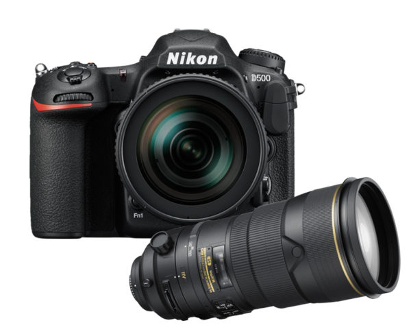 Nikon D500 300mm