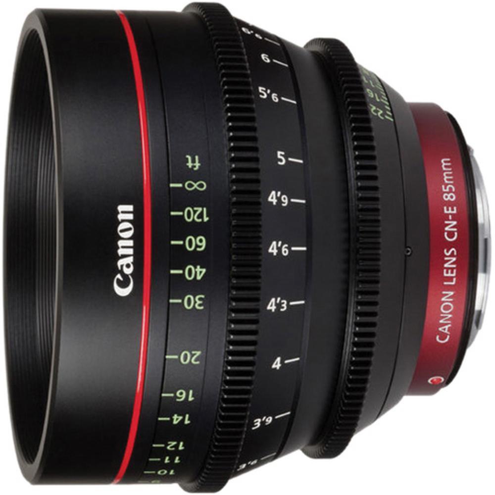 Canon Cn E 85mm T1 3 L F Cine Lens Photography