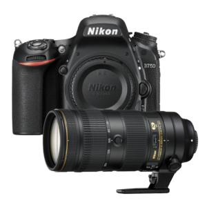 Nikon D750 70 200mm Lens