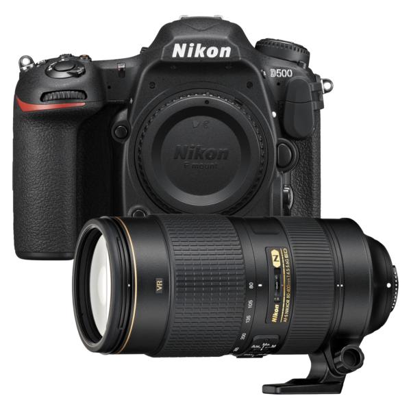 Nikon D500 80 400mm Lens
